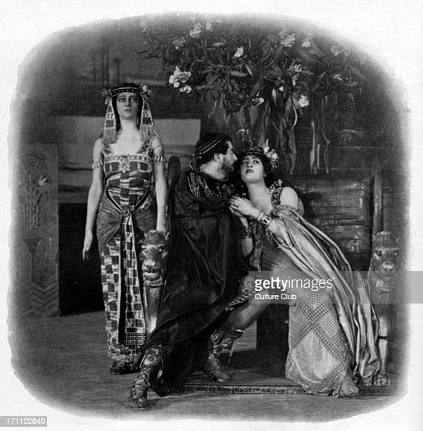 Antony And Cleopatra Shakespeare Quotes: Constance Collier Stock Photos And Pictures