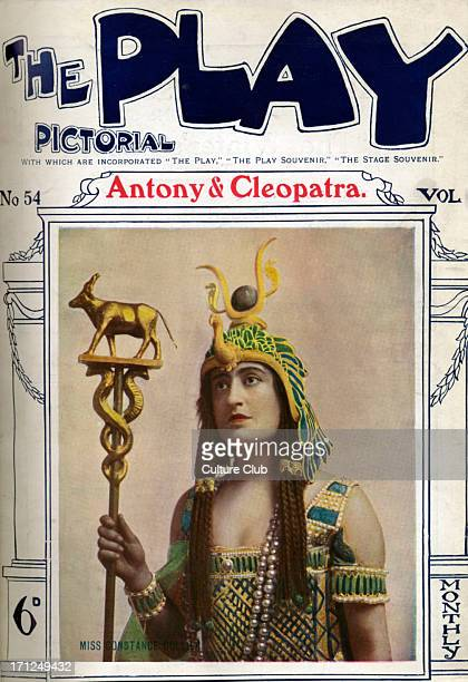 """an analysis of the play antony and cleopatra """"antony and cleopatra is drama in the shape of chronicle, all for love is drama in the shape of drama"""" (bailey 16) this quote simply sums up the reason why dryden's play grasps the reader."""