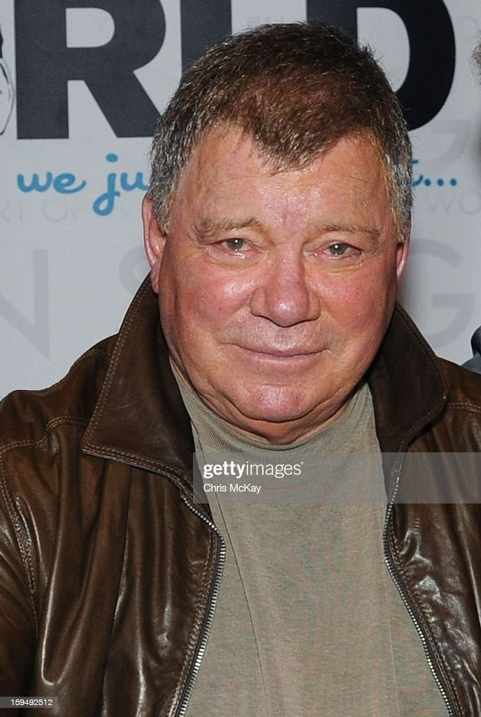 <a gi-track='captionPersonalityLinkClicked' href=/galleries/search?phrase=William+Shatner&family=editorial&specificpeople=202461 ng-click='$event.stopPropagation()'>William Shatner</a> backstage at Cobb Energy Centre on January 13, 2013 in Atlanta, Georgia.