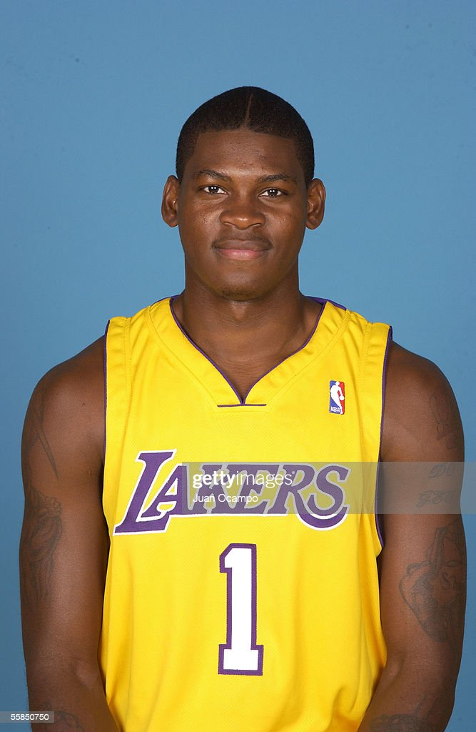 Smush Parker Lakers