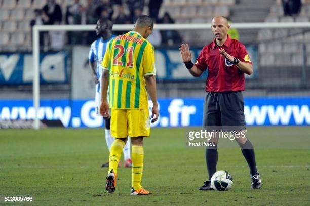 William VAINQUEUR / Amaury DELERUE Grenoble / Nantes 26eme Journee de Ligue 2
