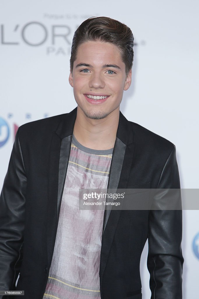 William Valdes attends Telemundo's Premios Tu Mundo Awards at American Airlines Arena on August 15, 2013 in Miami, Florida.