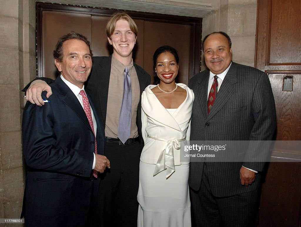 William Wachtel James Carmichael Andrea Waters and Martin Luther King III