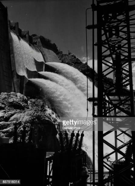 Williams Fork Dam Power For Public Service Co Revenue For Denver Williams Fork Dam Denver Power Source Transformers that take power from the mighty...