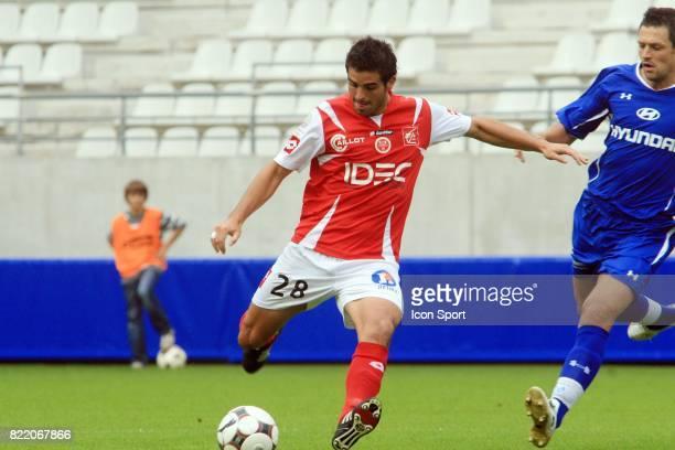 Williams MARTINEZ Reims / UNFP Match amical