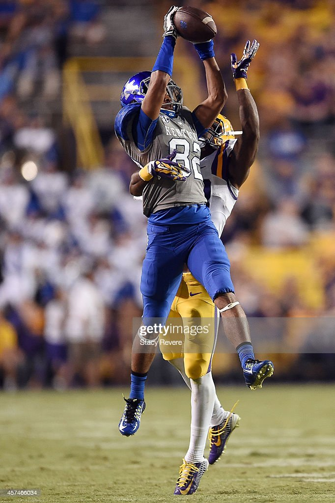 Kentucky v lsu getty images for Lael williams