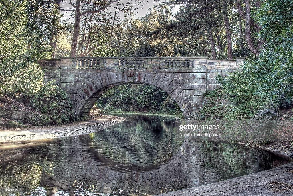 Williamson Park Bridge, Lancaster