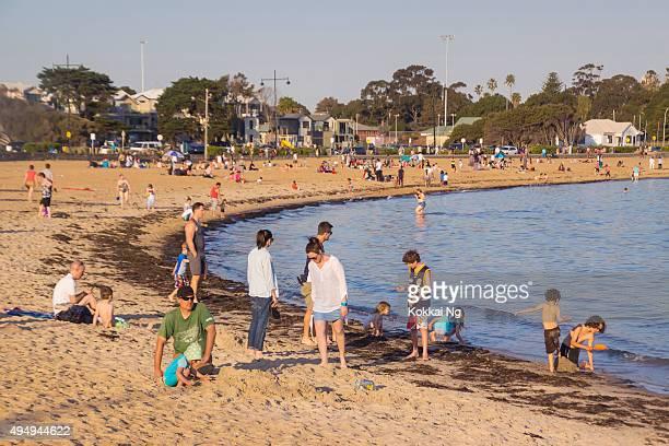 Williamstown Beach, Melbourne