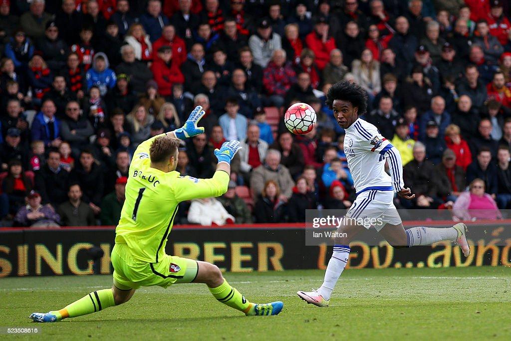 A.F.C. Bournemouth v Chelsea - Premier League
