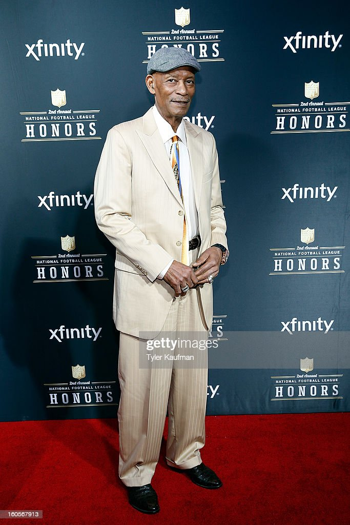 Willie Brown attends the 2nd Annual NFL Honors at the Mahalia Jackson Theater on February 2, 2013 in New Orleans, Louisiana.