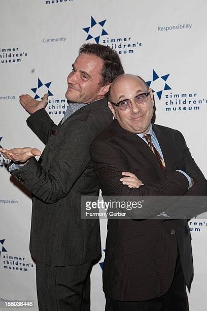 Willie Garson and Tim DeKay at Beverly Hills Hotel on November 14 2013 in Beverly Hills California