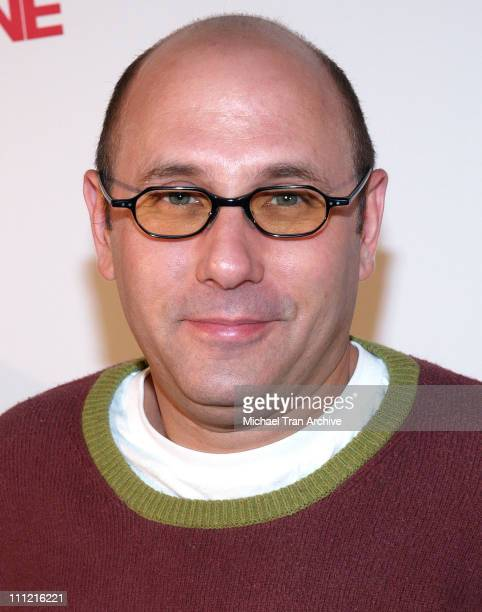 Willie Garson during Intersection Magazine Launch Party at LAX in Hollywood California United States