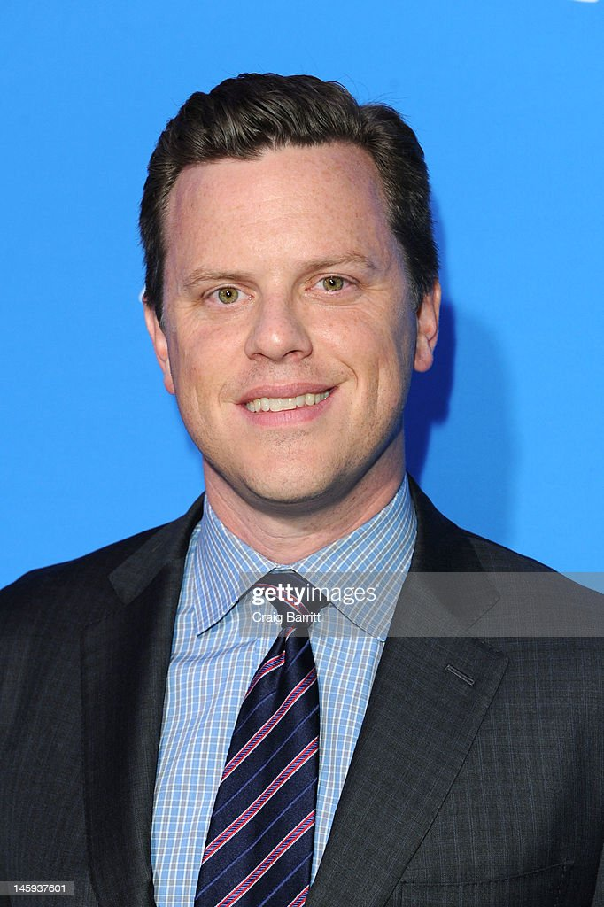 Willie Geist attends the Time Warner Cable Media 'Cabletime' Upfront at Yotel Hotel on June 7, 2012 in New York City.