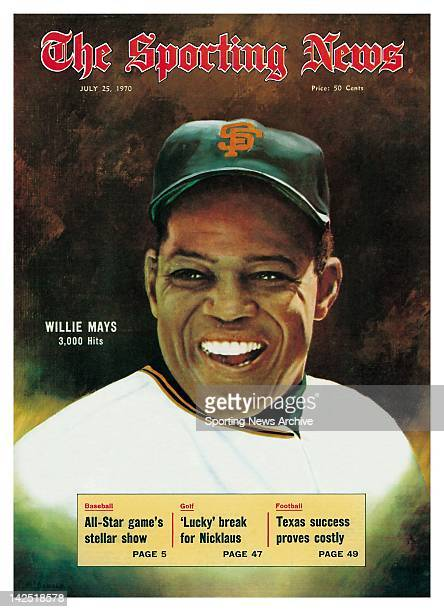 'Willie Mays 3000 Hits'