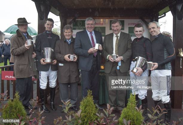 Willie Mullins Champion Trainer Paddy Mullins Amateur Champion Jockey JP McManus Champion Owner Irish Minister for Horticulture Forestry Food Safety...