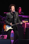 Willie Nile performs onstage during the MusiCares MAP Fund Benefit Concert at Best Buy Theater on May 28 2015 in New York City All proceeds from this...