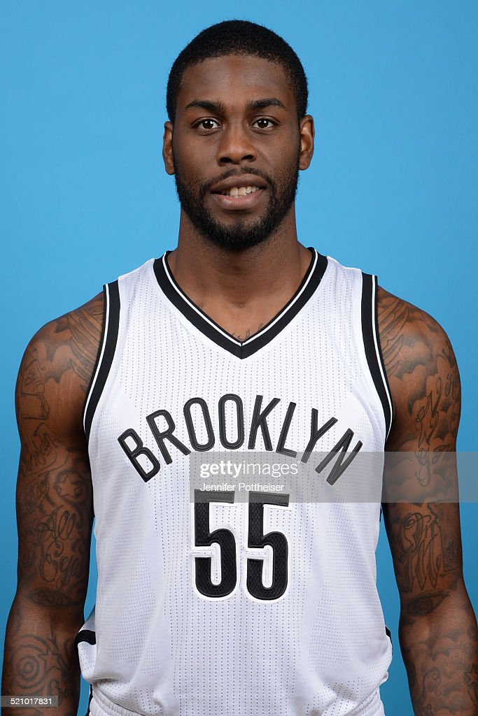 Willie Reed of the Brooklyn Nets poses for a portrait during media day on September 26 2014 at the PNY Center in East Rutherford New Jersey NOTE TO...