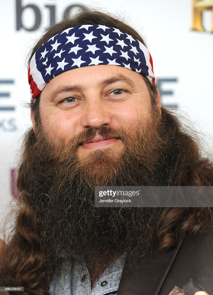 Willie Robertson attends the A+E Networks 2013 Upfront at Lincoln Center on May 8, 2013 in New York City.