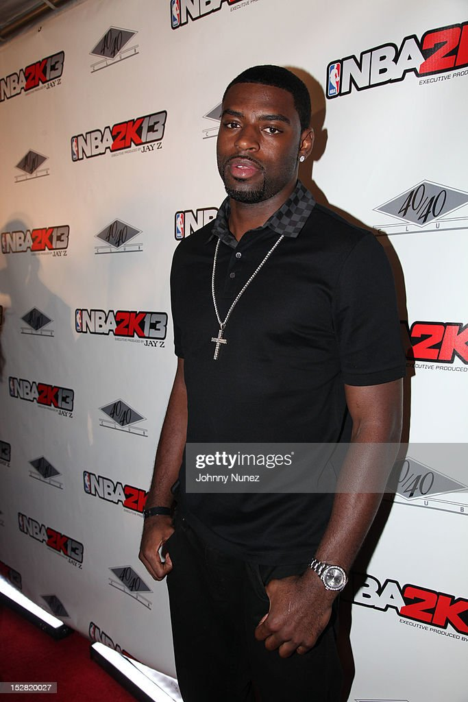Willie Taylor attends The Premiere Of NBA 2K13 With Cover Athletes And NBA Superstars at 40 / 40 Club on September 26, 2012 in New York City.