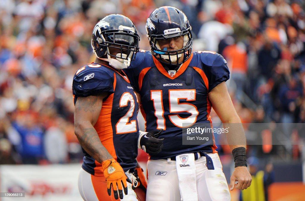San Diego Chargers v Denver Broncos