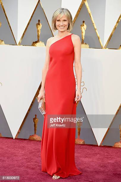 Willow Bay attends the 88th Annual Academy Awards at Hollywood Highland Center on February 28 2016 in Hollywood California