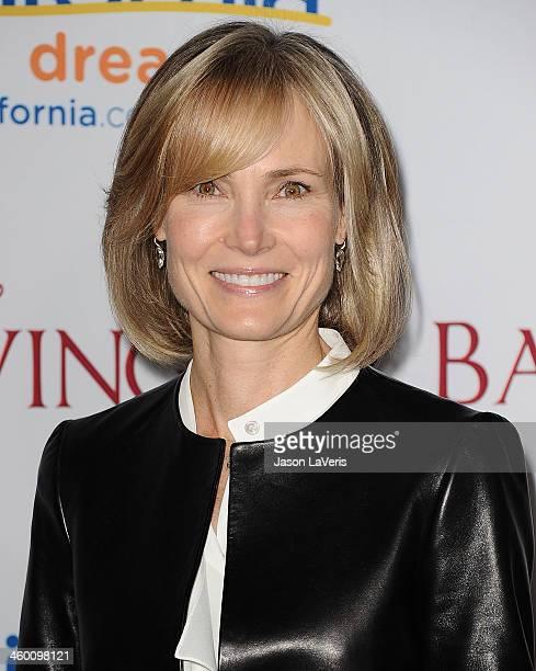 Willow Bay attends the premiere of 'Saving Mr Banks' at Walt Disney Studios on December 9 2013 in Burbank California
