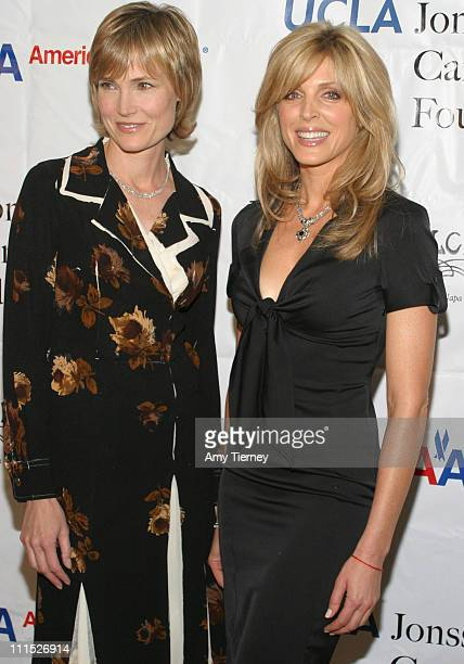 Willow Bay Iger and Marla Maples during UCLA's Jonsson Cancer Center Foundation Presents 'A Taste of Napa' at Regent Beverly Wilshire in Los Angeles...