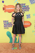 Willow Shields arrives at Nickelodeon Kids' Choice Awards Mexico 2015 Red Carpet at Auditorio Nacional on August 15 2015 in Mexico City Mexico