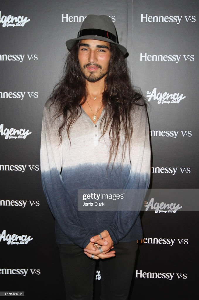 Willy Cartier attends the Hennessy VS VMA Celebration at Avenue on August 24, 2013 in New York City.