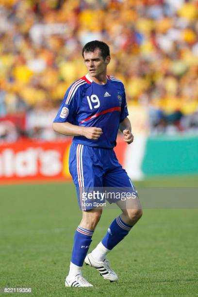 Willy SAGNOL Roumanie / France EURO 2008 Suisse