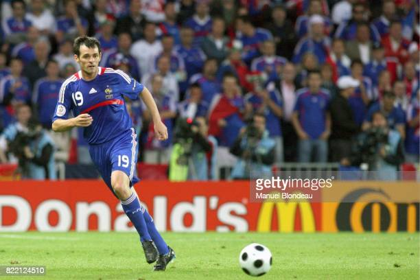 Willy SAGNOL France / Pays Bas Euro 2008 Berne