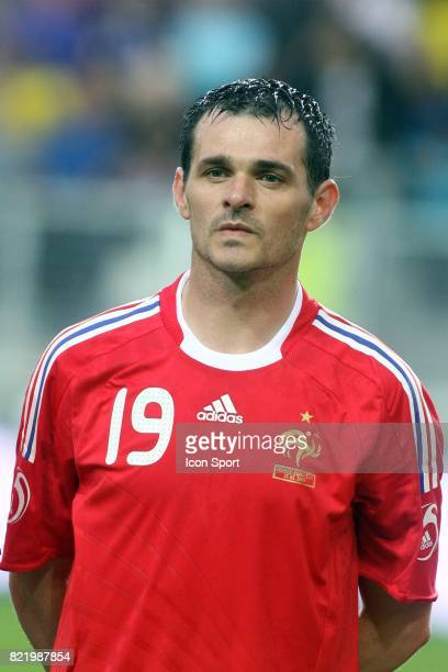 Willy SAGNOL France / Equateur Match Amical Grenoble