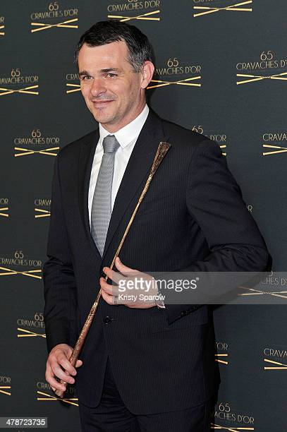Willy Sagnol attends the 65th Cravaches D'Or Ceremony at the Theatre des ChampsElysees on March 14 2014 in Paris France