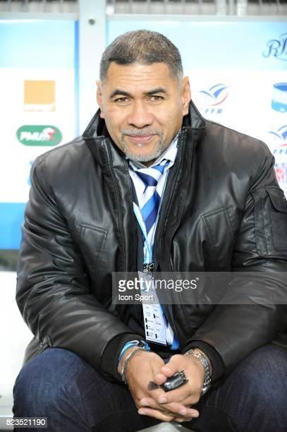 Willy TAOFIFENUA Barbarians / Tonga Match amical