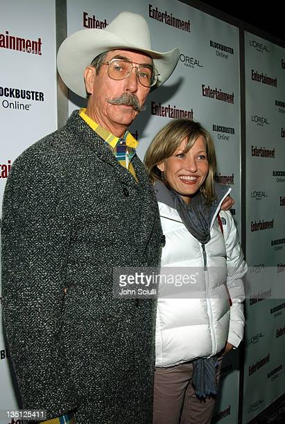 Willy Welch and Joey Lauren Adams during 2006 Sundance Film Festival Entertainment Weekly Sundance Opening Weekend Party Red Carpet at The Shop in...
