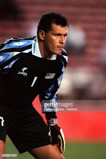 Wilmer Cruz Paredes Honduras goalkeeper