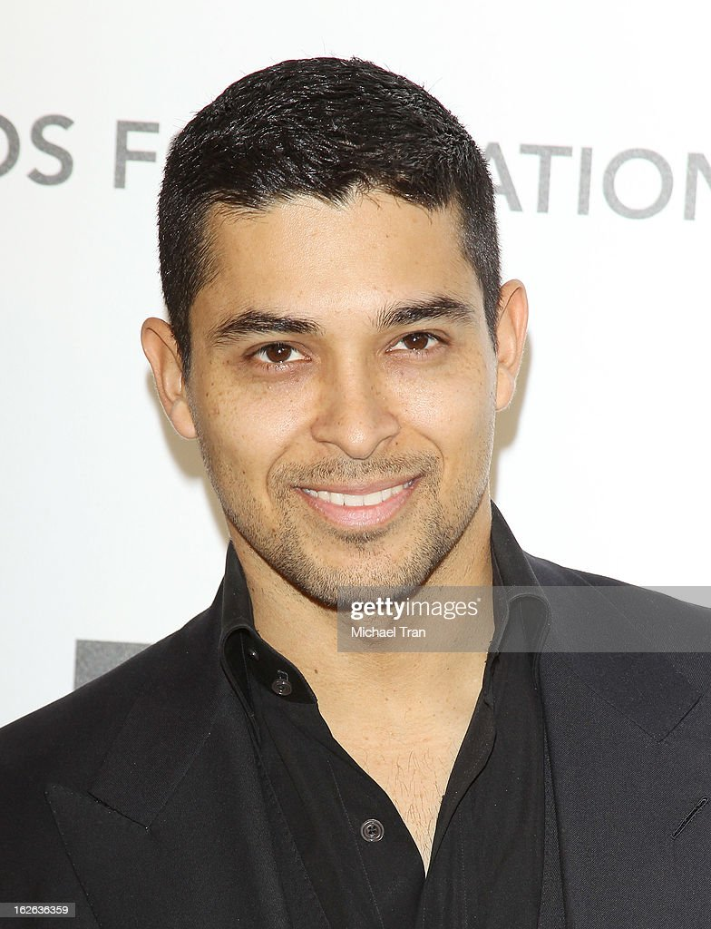 Wilmer Valderrama arrives at the 21st Annual Elton John AIDS Foundation Academy Awards viewing party held at West Hollywood Park on February 24, 2013 in West Hollywood, California.