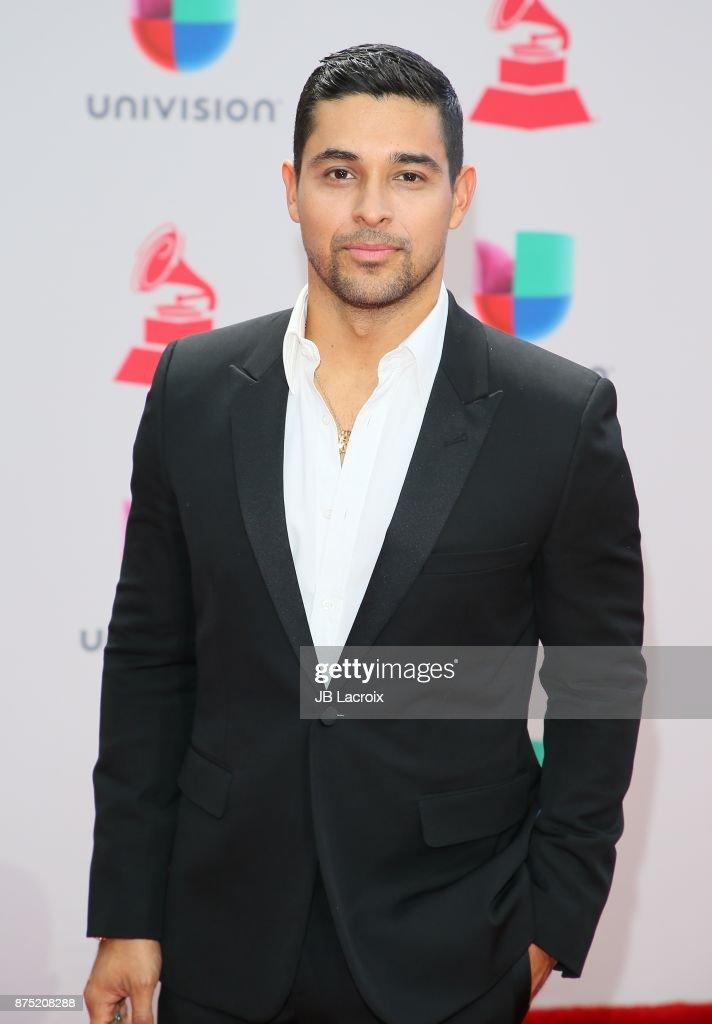 Wilmer Valderrama attends the 18th Annual Latin Grammy Awards on November 16, 2017 in Las Vegas, Nevada.