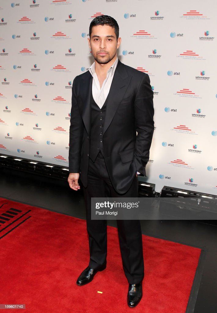 Wilmer Valderrama attends the Latino Inaugural 2013 at The Kennedy Center on January 20, 2013 in Washington, DC.