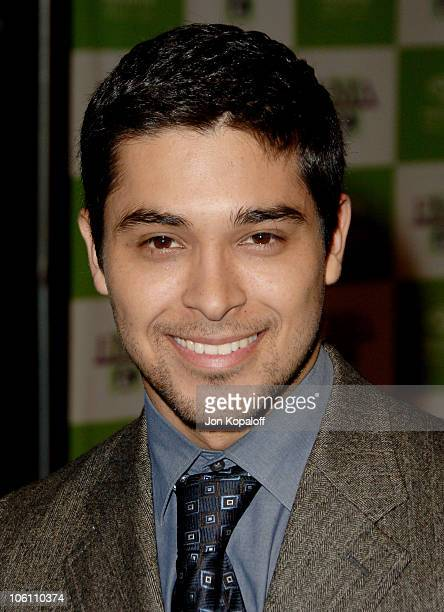 Wilmer Valderrama during 16th Annual Environmental Media Awards Arrivals at Wilshire Ebell Theatre in Los Angeles California United States