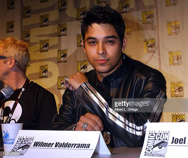 Wilmer Valderrama during 36th Annual Comic Con International Day One at San Diego Convention Center in San Diego California United States