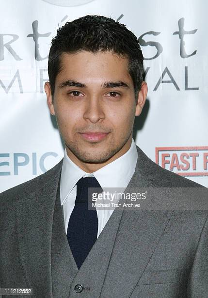 Wilmer Valderrama during 'Fast Food Nation' Los Angeles Premiere Arrivals at Egyptian Theater in Hollywood California United States