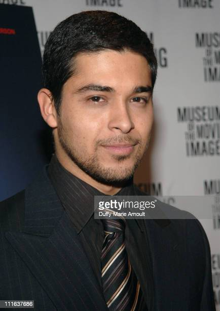 Wilmer Valderrama during 'Fast Food Nation' New York City Premiere at Museum of the Moving Image in New York City New York United States