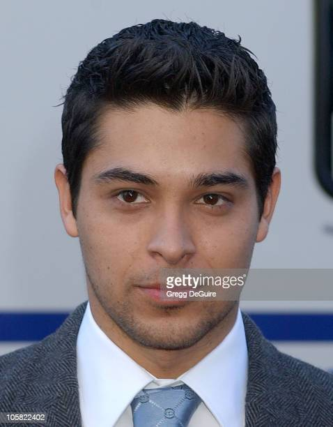Wilmer Valderrama during 'Unaccompanied Minors' World Premiere Arrivals at Grauman's Chinese Theatre in Hollywood California United States
