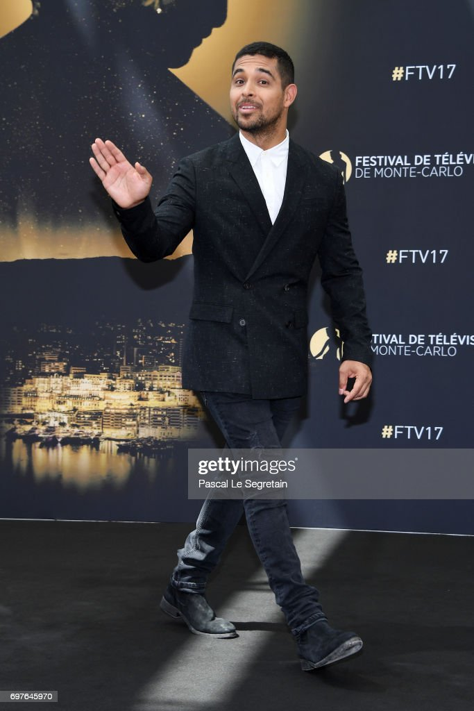 Wilmer Valderrama from 'NCIS' attends a photocall during the 57th Monte Carlo TV Festival : Day 4 on June 19, 2017 in Monte-Carlo, Monaco.