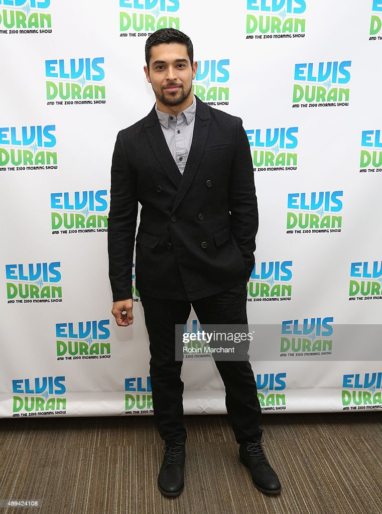 "Wilmer Valderrama Visits ""The Elvis Duran Z100 Morning Show"""