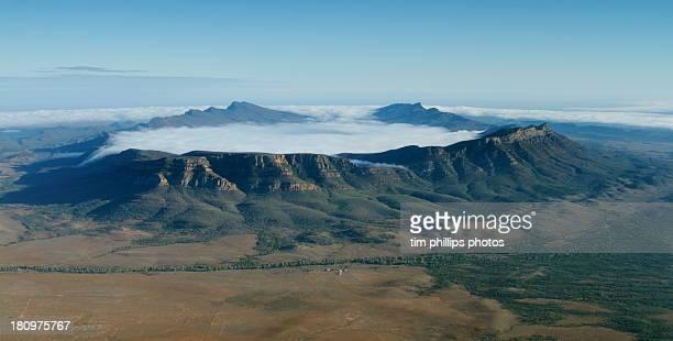wilpena pound flinders ranges australia