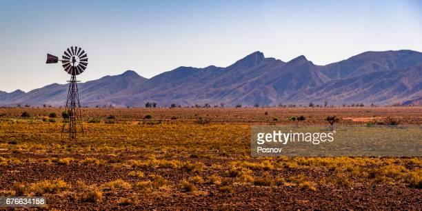 Wilpena Pound in Flinders Ranges, South Ausralia