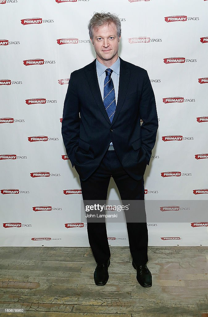 Wilson attends 'Bronx Bombers' Opening Night - After Party at West Bank Cafe on October 8, 2013 in New York City.