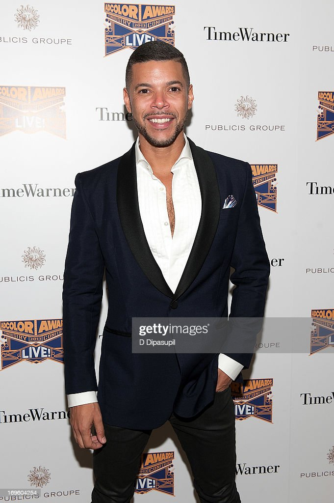 Wilson Cruz attends Adcolor Live 2013! at Time Warner Theater on May 28, 2013 in New York City.